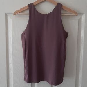 Athleta Lightning Support Tank Top Size Small